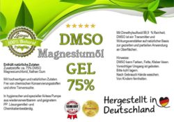 dmso-magnesium gel